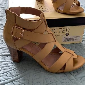 Adorable sandals by Restricted